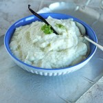 Creamy Vanilla Cauliflower
