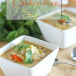 Chicken Rice Soup