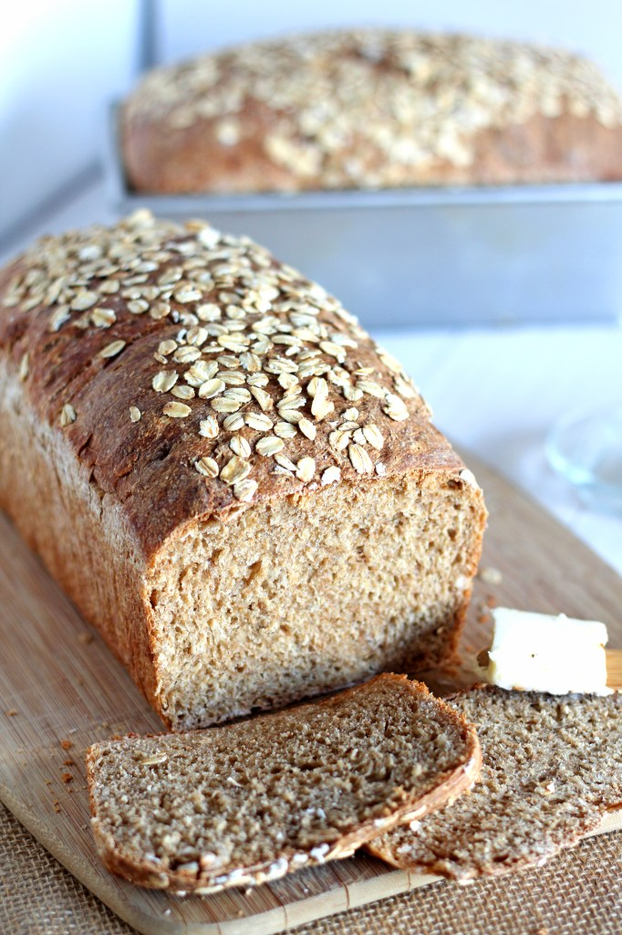 Whole grain Bread | gatherforbread.com