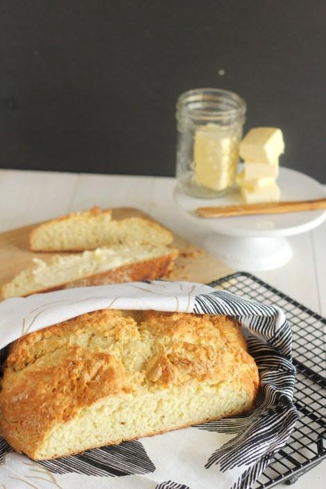 Skillet Irish Soda Bread | Carmel Moments