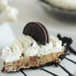 Cookie Dough Pie