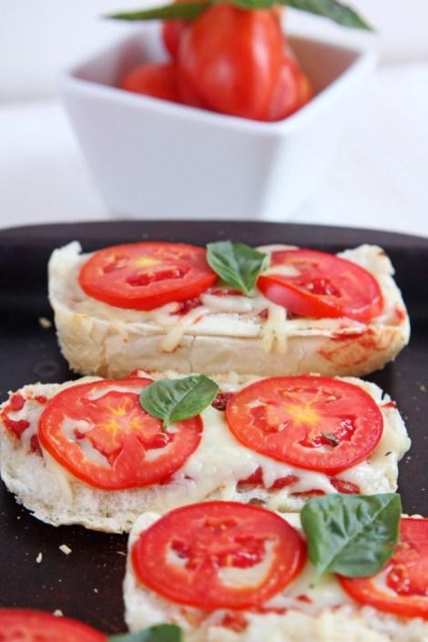 Margherita French Bread Pizza