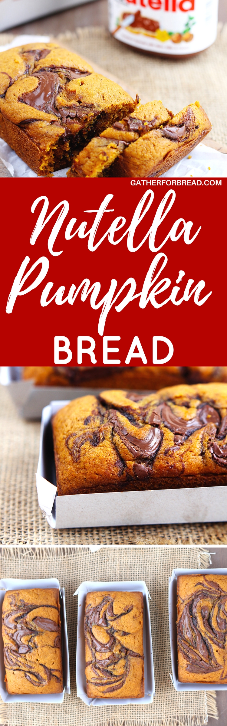 Discussion on this topic: How to Make Nutella Swirled Pumpkin Bread, how-to-make-nutella-swirled-pumpkin-bread/