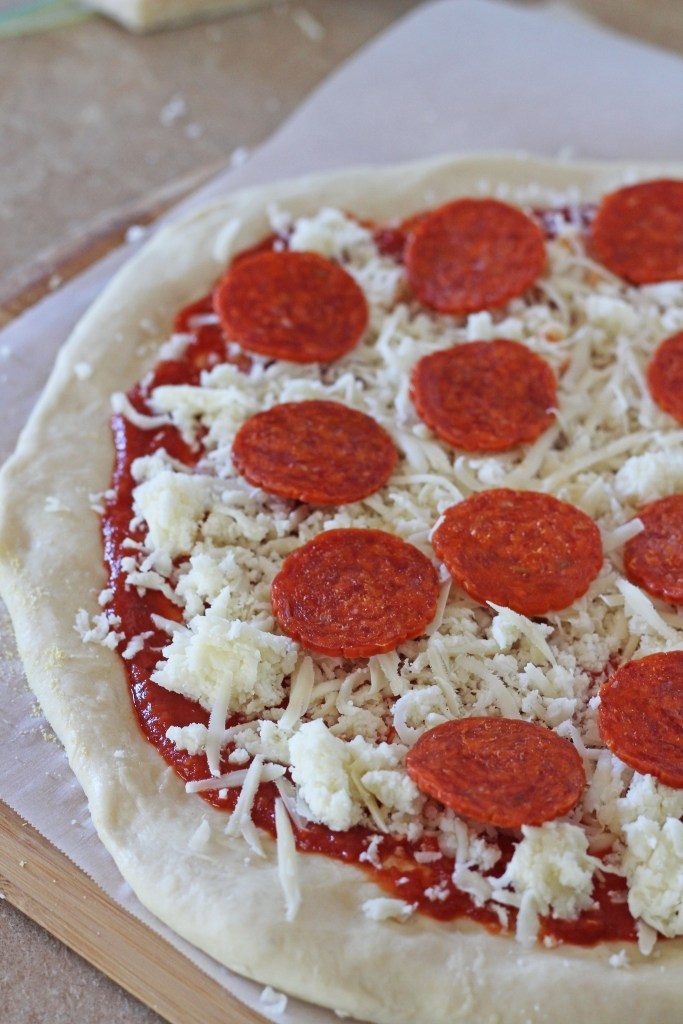 asy 30 Minute Homemade Pizza