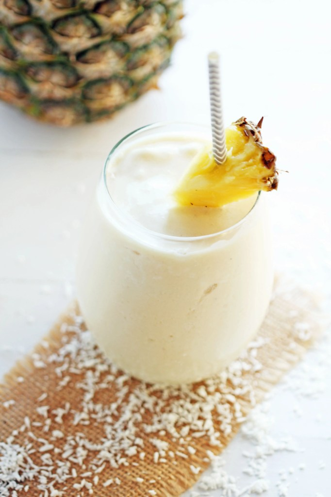 Pineapple Coconut Smoothie