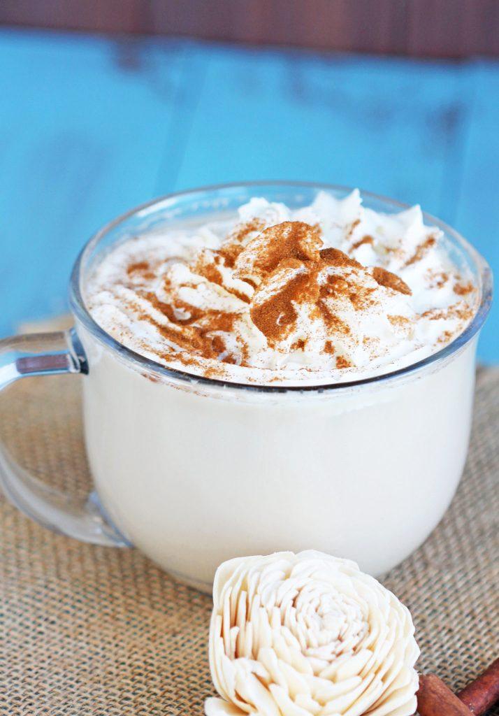 Chai Tea Latte for One