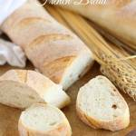 Bakery Style Crusty French Bread