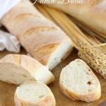 Bakery Style Crusty French Bread