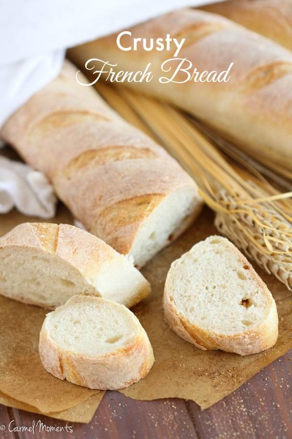 how to make authentic french bread