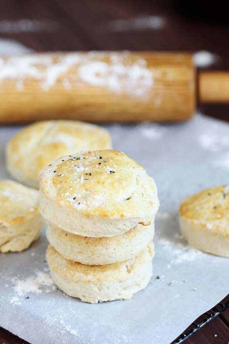Salt and Pepper Biscuits 7