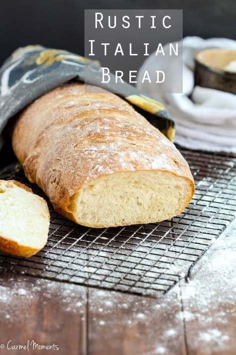 Rustic Italian Loaf