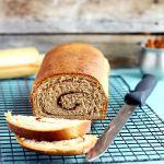 Cinnamon Swirl Breakfast Bread