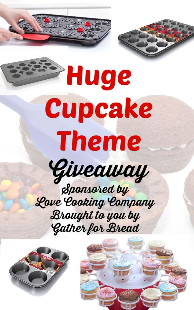 Cupcake Giveaway Love Cooking Company