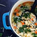 Chicken Kale and White Bean Soup Recipe