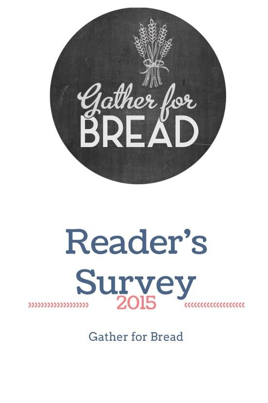 2015 Reader Survey (1)