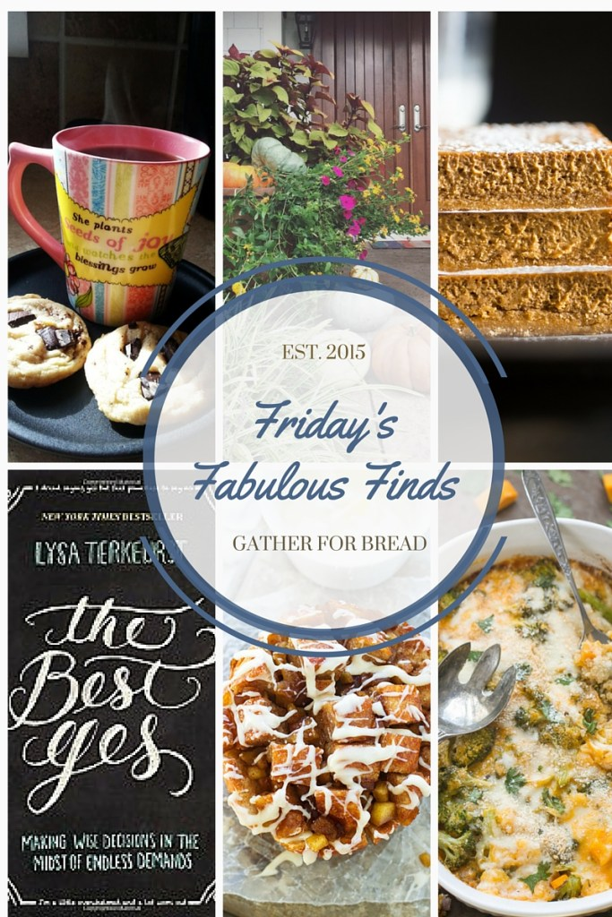 Friday's Fabulous Finds Week #2