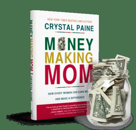 Money Making Mom book