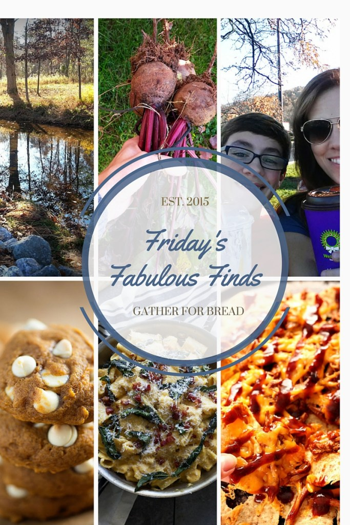Copy of Friday's Fabulous Finds Week #7