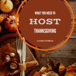 What you Need to Host Thanksgiving Meal