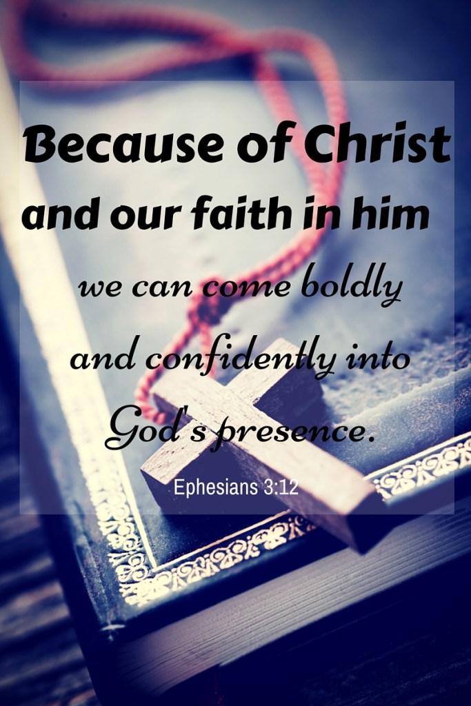 Ephesian 3:12