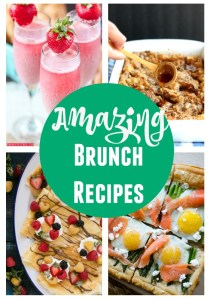 Amazing Brunch Recipes