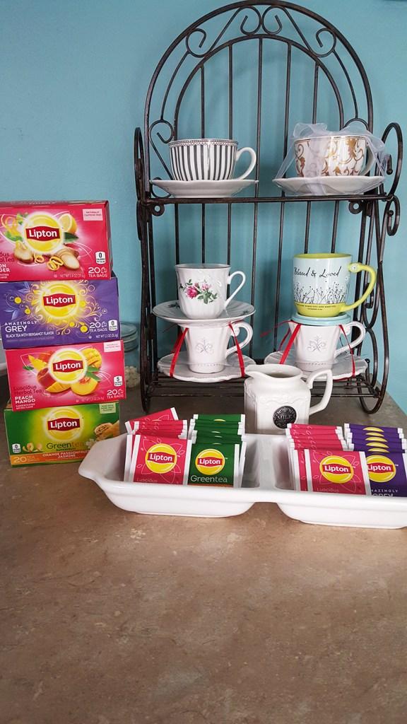Lipton Tea Variety
