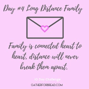 Long Distance Family