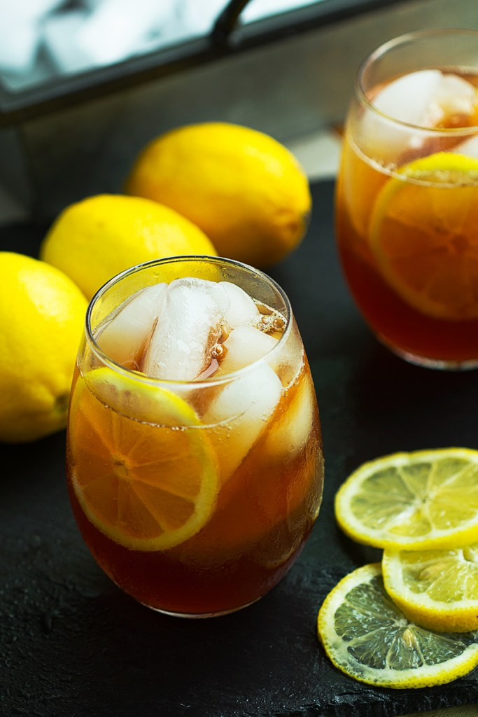 Perfect Sweet Tea - Family favorite for generations. Simple homebrewed sweet tea. | gatherforbread.com