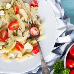 5 Ingredient Penne Pasta Salad