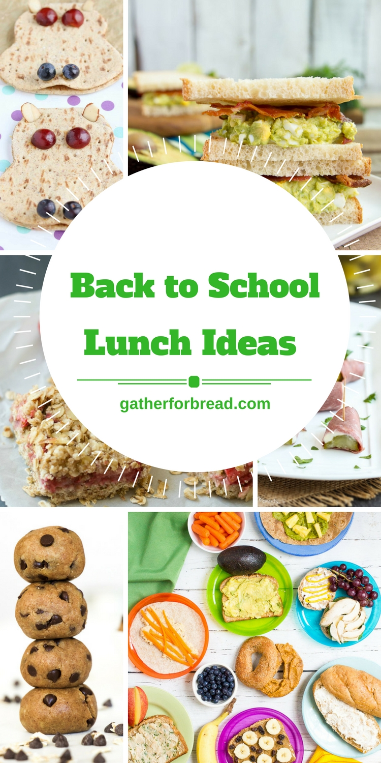 20 pack able school lunch ideas gather for bread for School lunch ideas