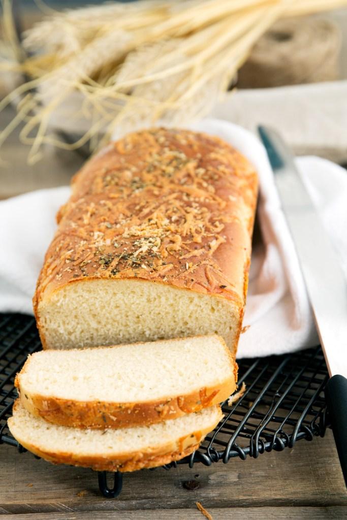 Three Cheese Yeast Bread