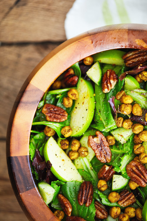 Curry Apple Salad