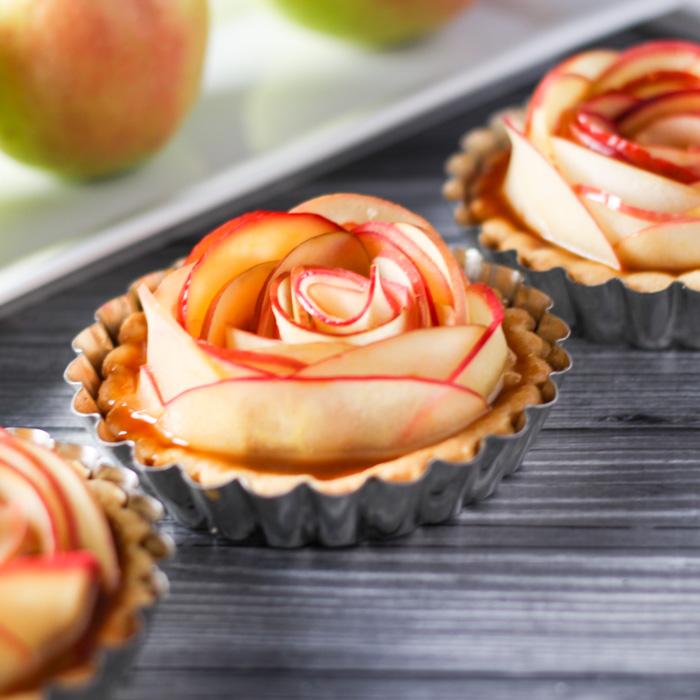 Salted-Caramet-Apple-Tartlets-8