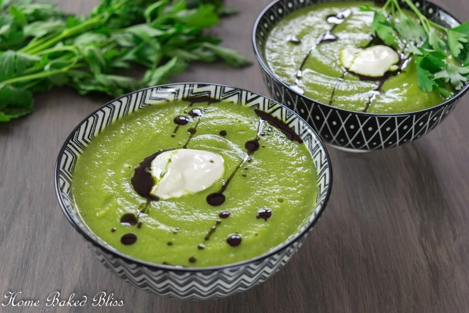 Creamy Zuchhini Soup