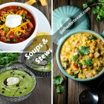 Soups Stews Fall Comfort Collection