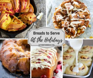 Breads to Serve at the Holidays