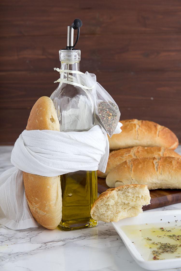 Herb Olive Oil Dip