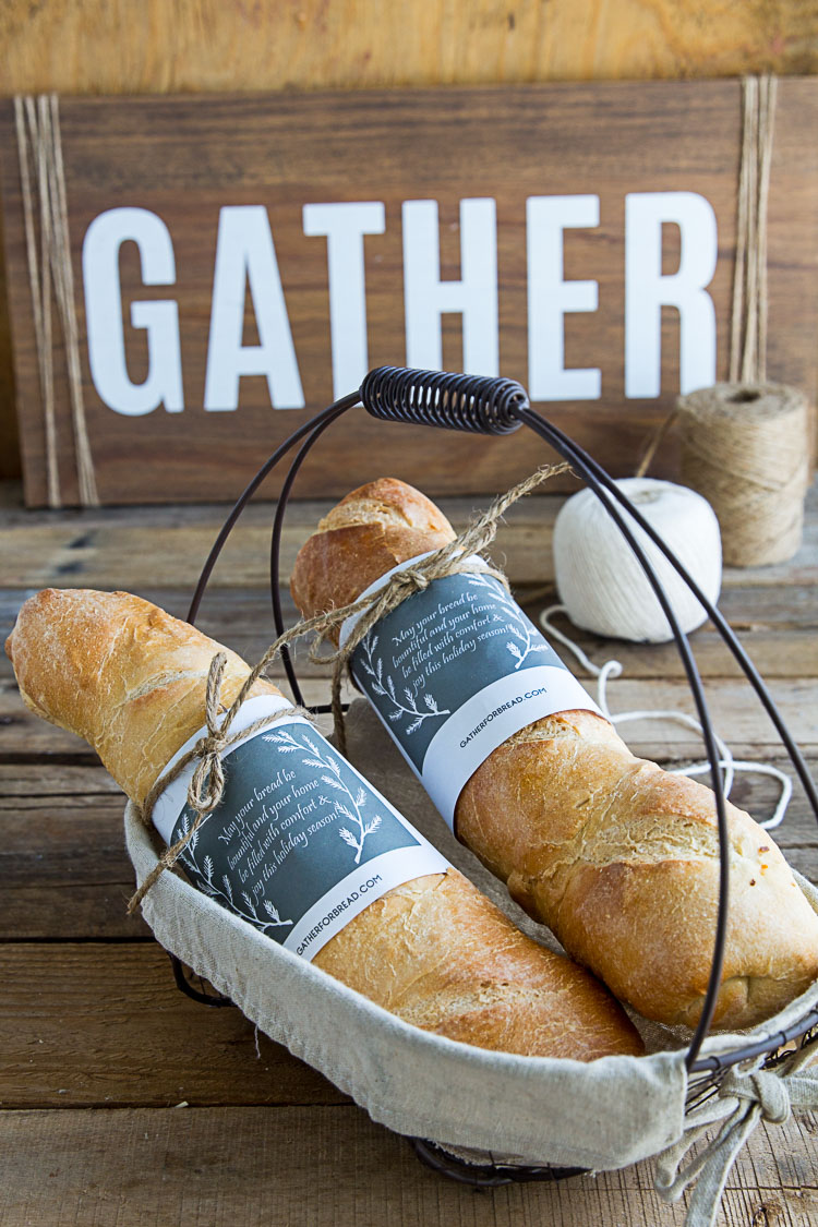 FREE Printable May Your Bread Be Bountiful