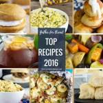 Top Recipes of 2016
