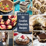50 Creative Chocolate Recipes