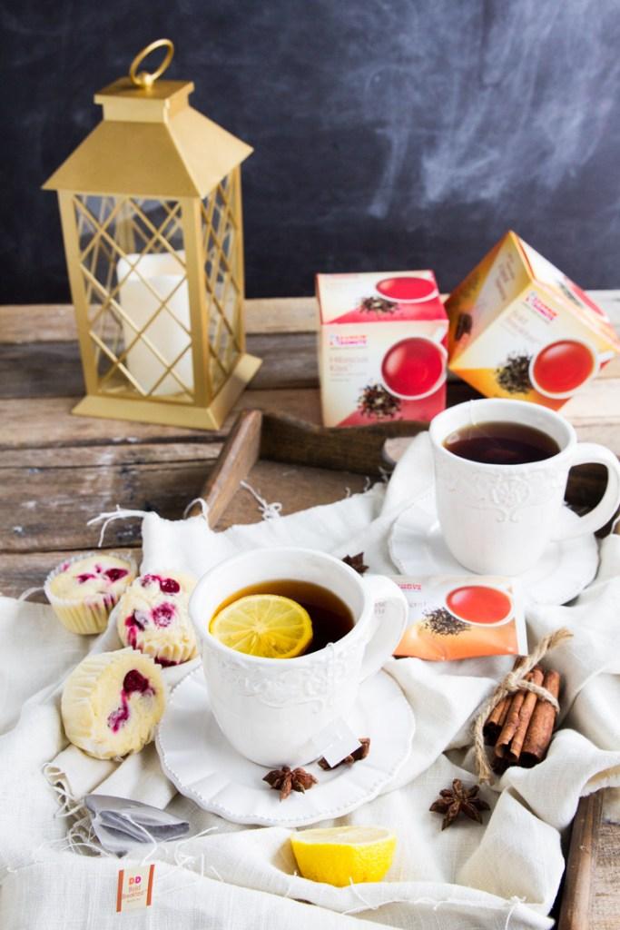 Celebrating Tea Time National Hot Tea Month