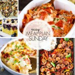 Easy Meal Plan Sunday Week 2