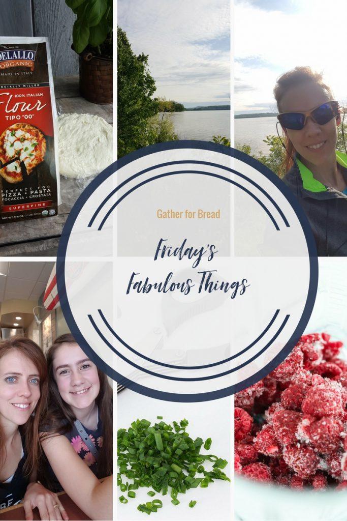 Friday's Fabulous Things Week 17