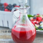 Raspberry Vinaigrette Salad Dressing