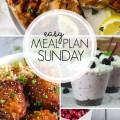 Weekly Meal Plan {Week 7}