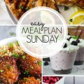 Weekly Meal Plan {Week 7}