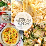 Easy Meal Plan Sunday Week 103