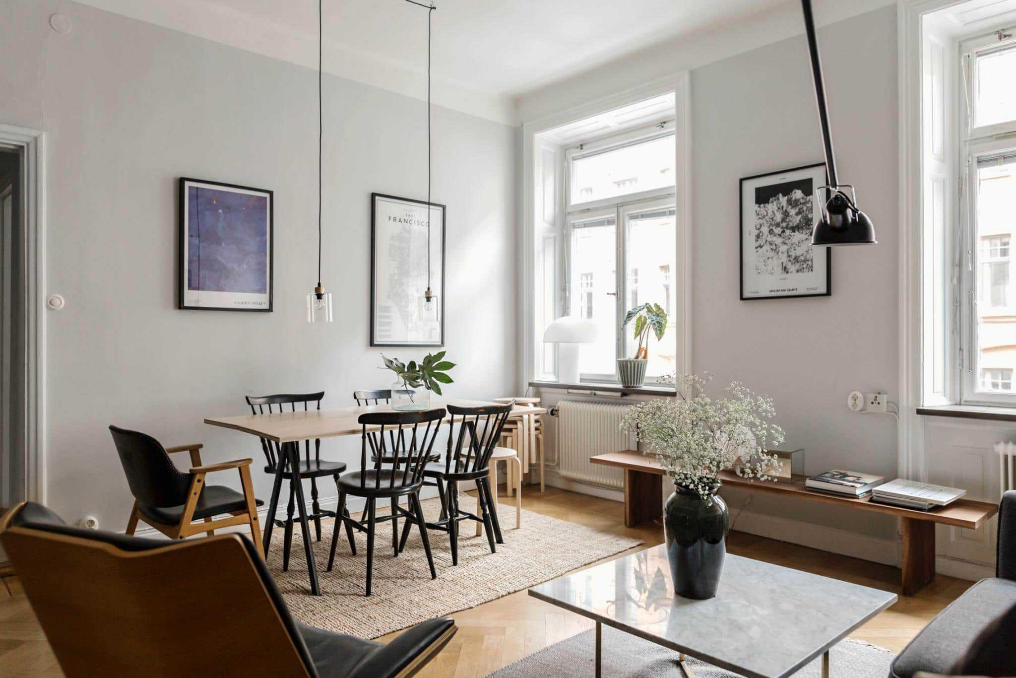 designing small apartment living rooms cupboard room furniture how to decorate a 10 secrets gathering dreams scandinavian inspired with grey walls and big windows this dreamy swedish