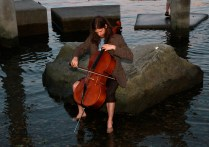 Solo Cello into the night
