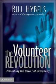 Bill Hybels Volunteer Revolution